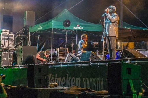 Jazzaldia Festival <b>in San Sebastian / Spanien</b>