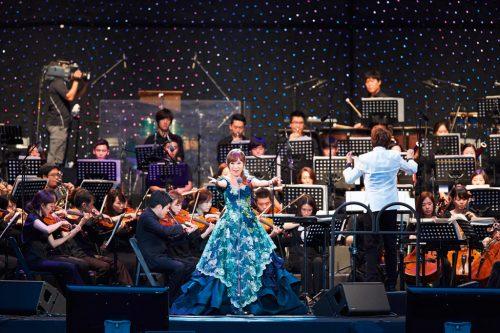 park concert olympic park seoul