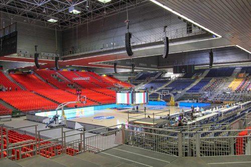 BasketballWorldcupmitVERA<b>inBilbao/Spanien</b>