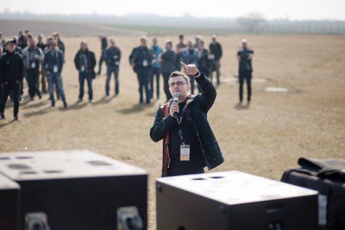 TW AUDiO Demotag <b>in Polen</b>
