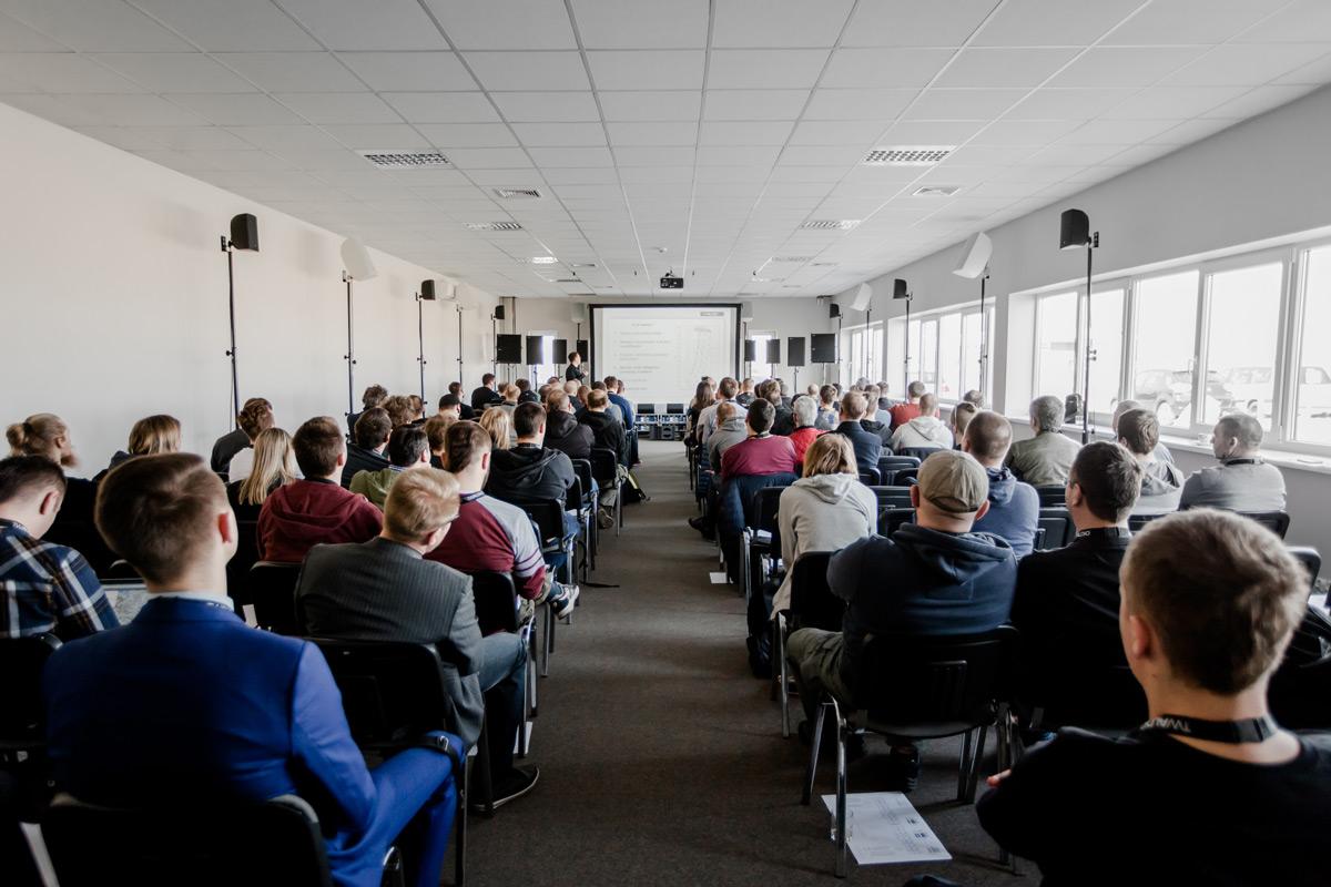 TW AUDiO Demotag in Polen