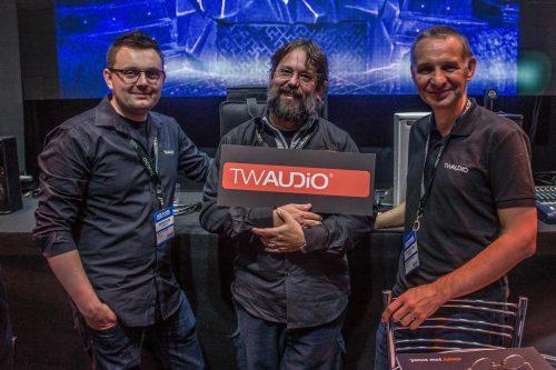 TW AUDiO auf der Expo Brasilien <b>in Sao Paulo</b>