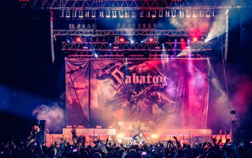 PowerMetal&#;Sabatonrockt<b>mitVERA</b>