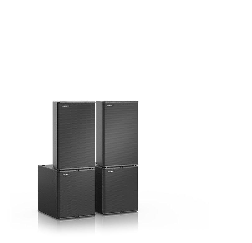 M-SYS-ONE Kompakt und passiv.