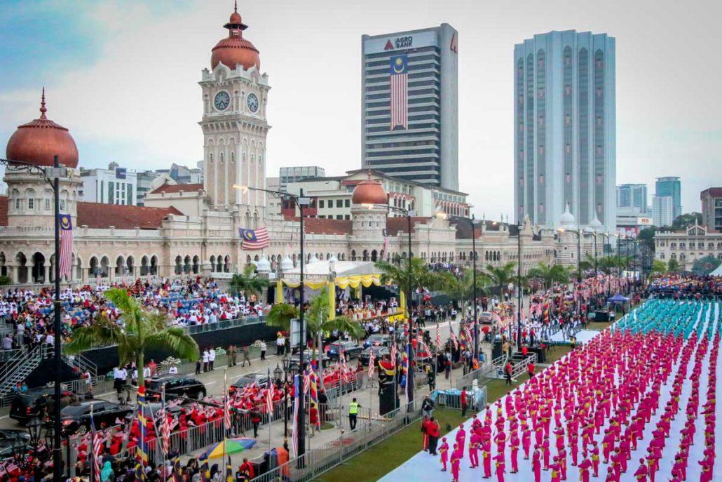 malaysia independence