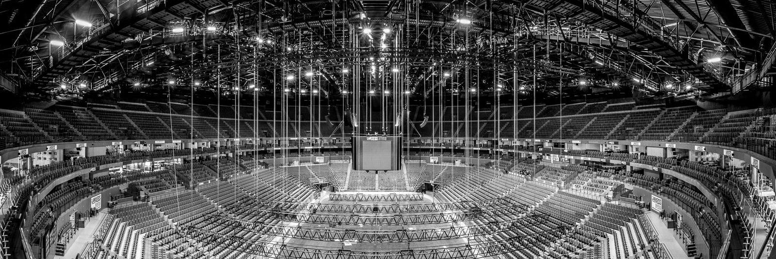 Sitzplätze Lanxess Arena