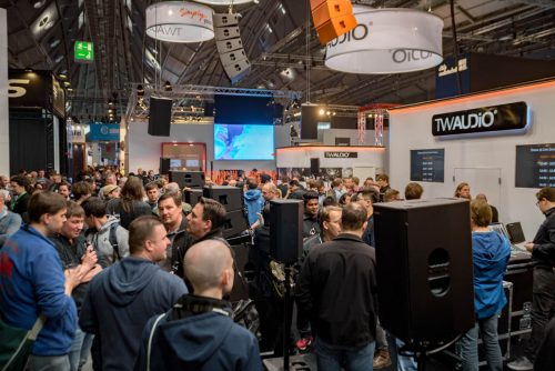 TW AUDiO 2017 Tradeshows Prolight Sound Frankfurt 35 500x334