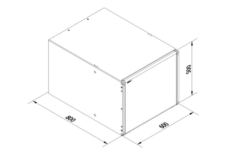 VERA S32i The directional installation subwoofer.